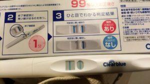 妊娠検査薬3