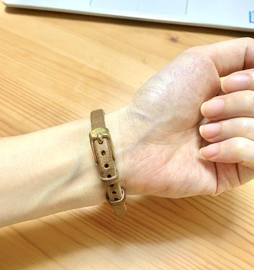 手首が細い女性にはFOSSILのMINIウォッチがおすすめ